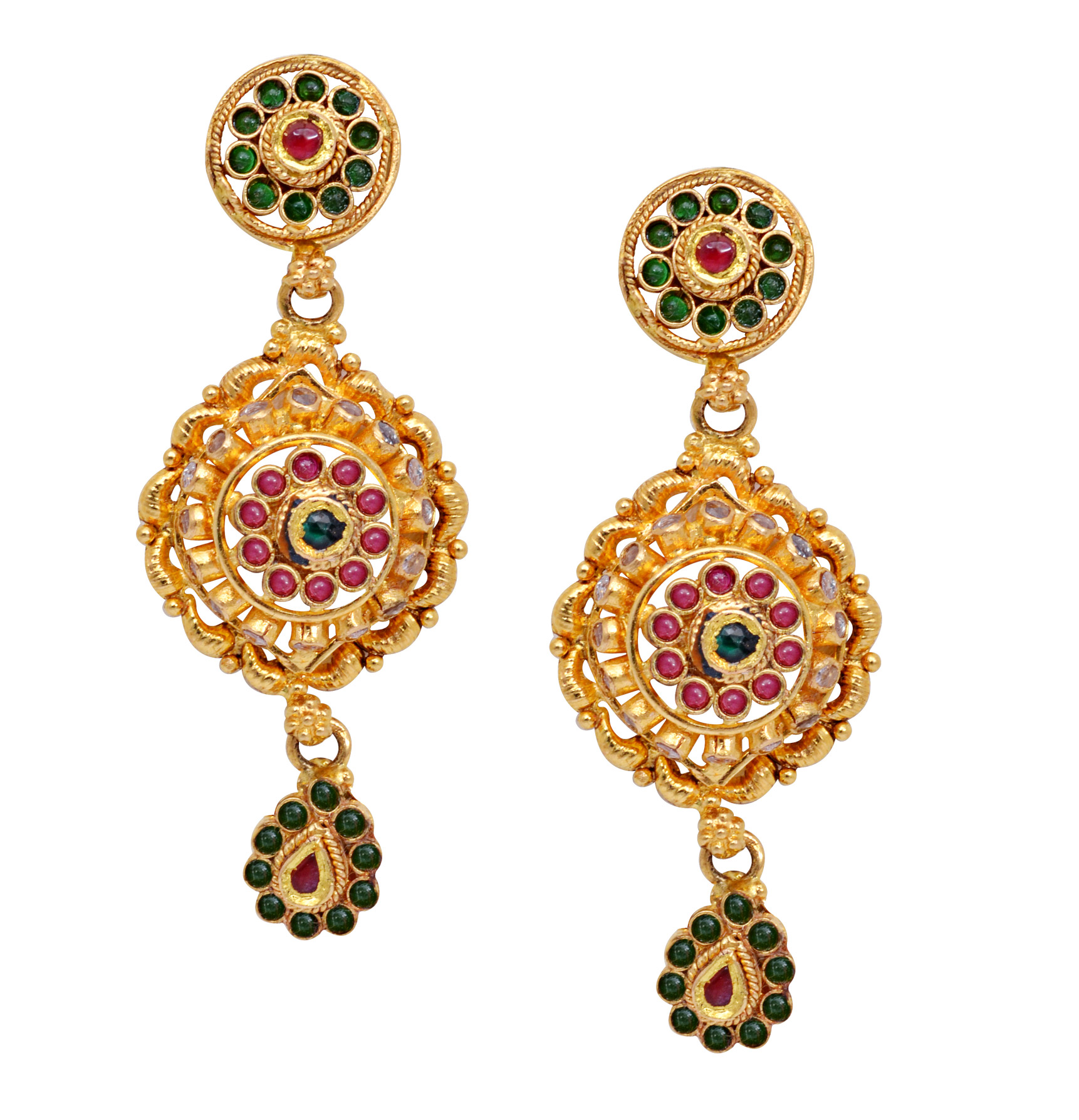 Earrings   GRT Jewellers – At Singapore from 3rd July