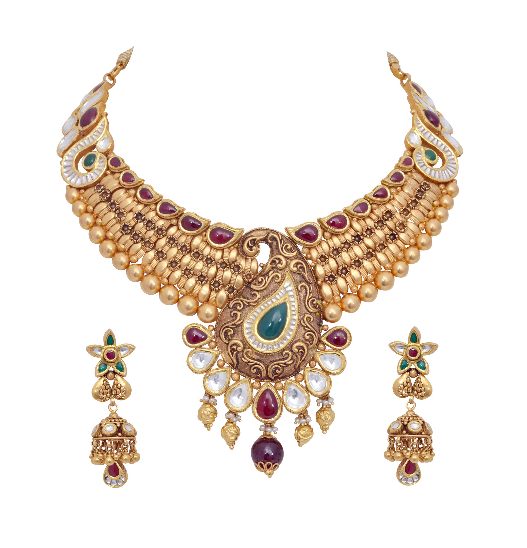 Gold Necklaces Grt Jewellers