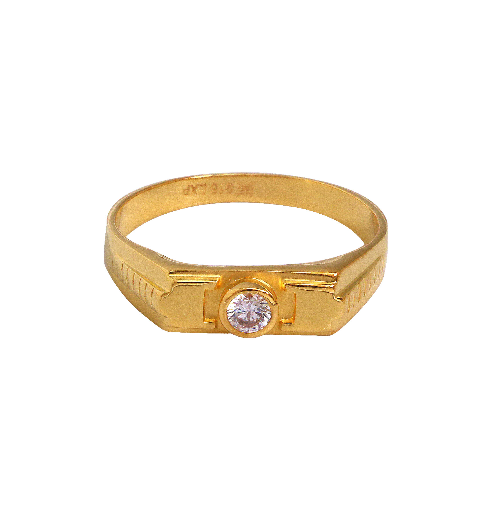 ring online gold white jewellery en gemstone yellow italian