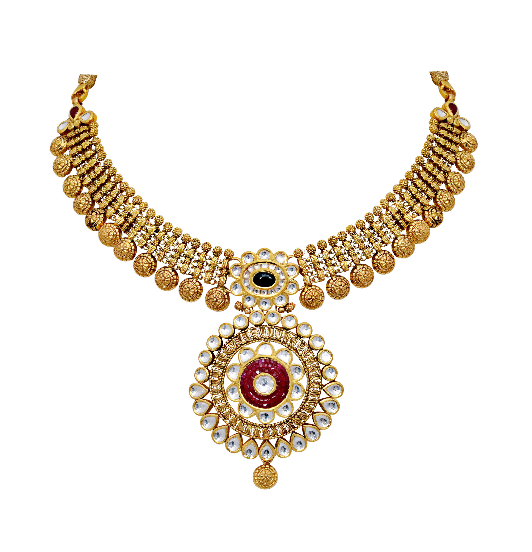 Gold Necklaces | GRTJewellers, in the city of gold, Dubai !
