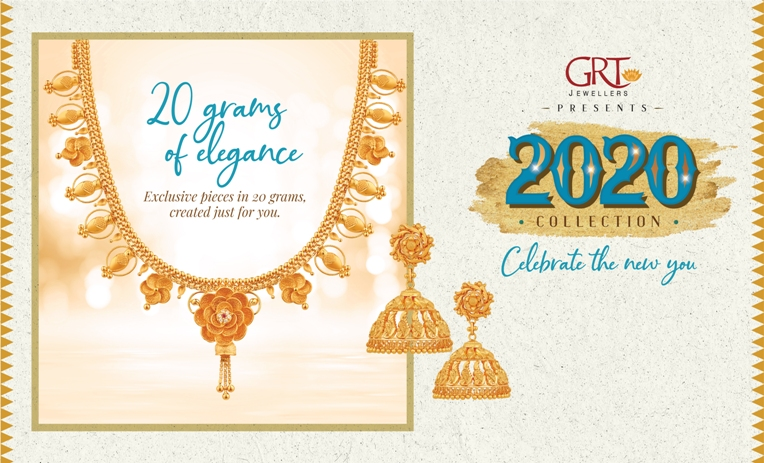 GRT Jewellers presents 2020 Collection