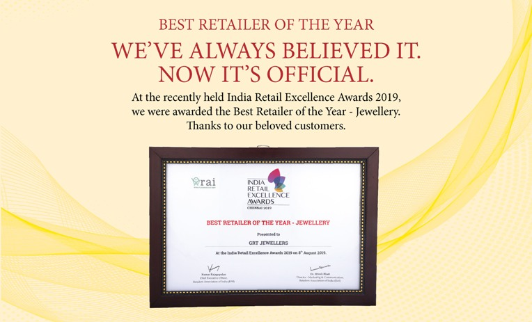 Best Retailer of the year 2019