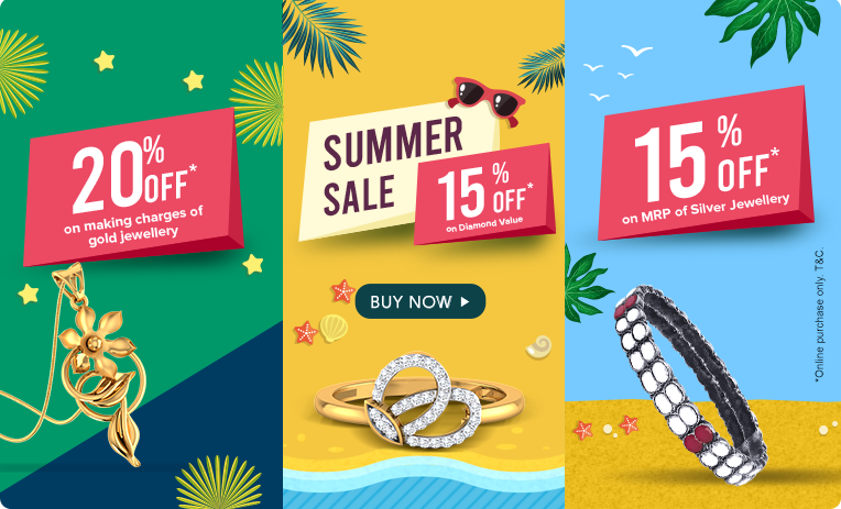 Summer Collection Offer from Oriana