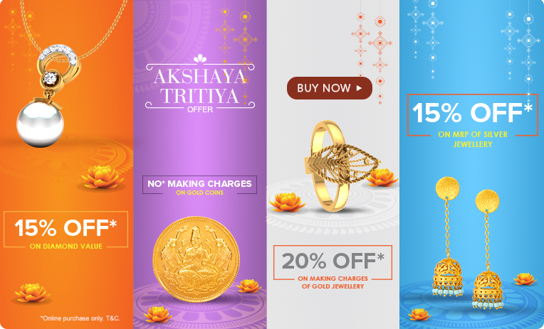 Akshaya Tritiya Offer from Oriana