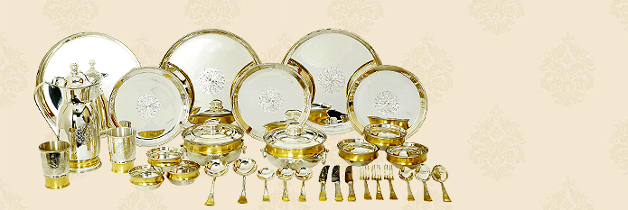 Wedding And Dinner Set