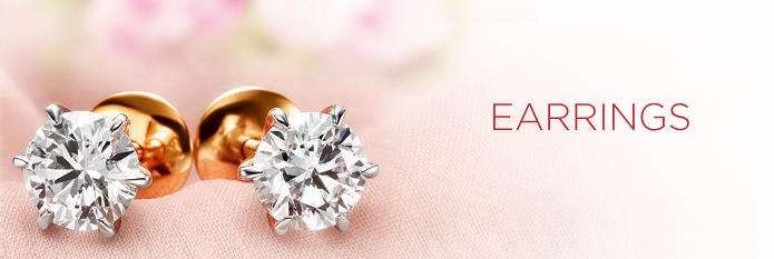 Diamond Stud Earrings Indian Ru Home Products Material