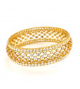 Diamond Finish Bangle