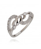 Infinity Silver Ring