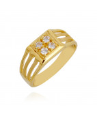 The Yana Gold Ring