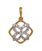 The Floria Diamond Pendant