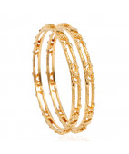 Trendy Parallel Circuit Bangles