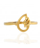 The liliana Gold Ring
