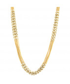 Five Strand Pearl Beads Chain