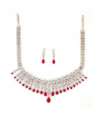 GRT weddings and celebration Collection Necklace Set