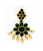 Antique Emerald Padakam