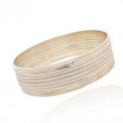 Beautiful Silver Bangle Sets