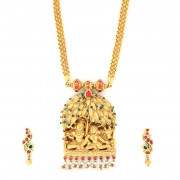Love legends The Radha-Krishna Pendant Chain