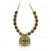 Crafted Antique Natya Necklace