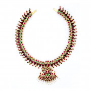 Antique Design Natya Necklace