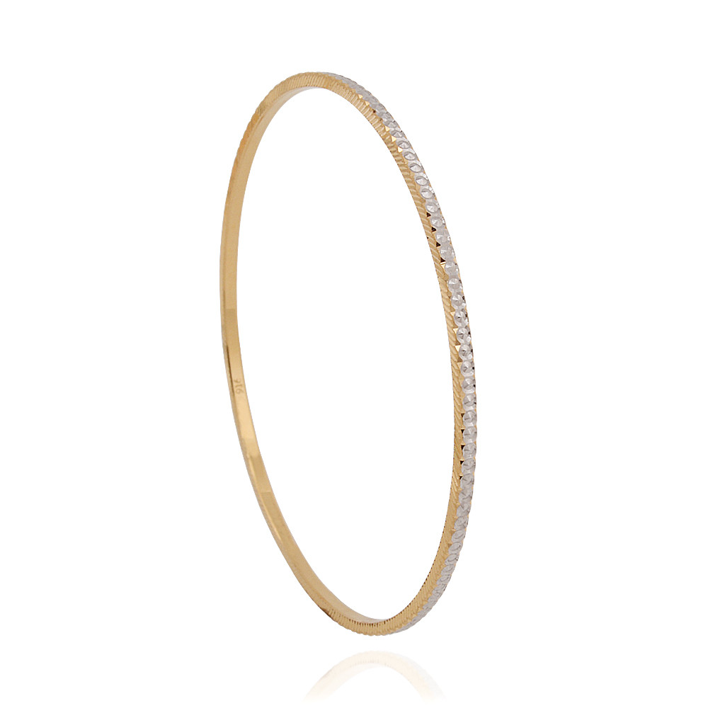 the gallery for gt gold bangles designs with weight and