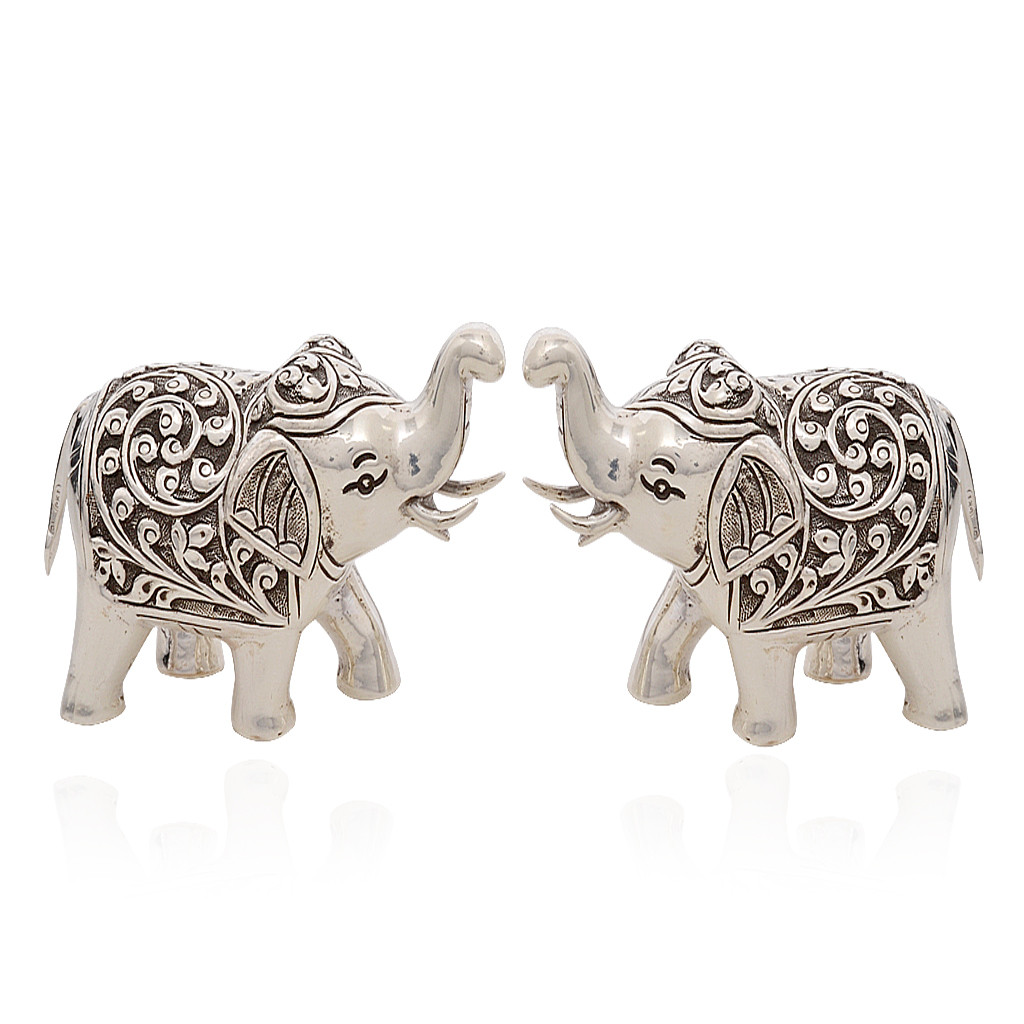 925 Sterling Silver Holy Elephant