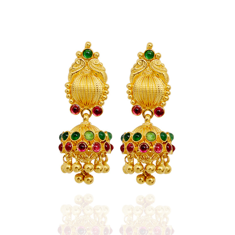 Traditional Gold Glorious Jimikki Set