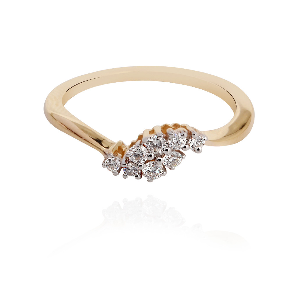 The Floral Elegance Diamond ring