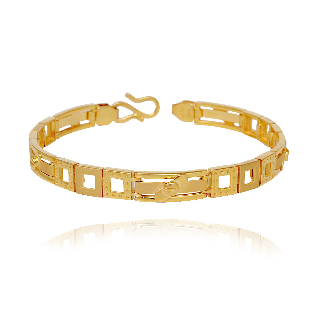 Elegant Bracelet Yellow Gold
