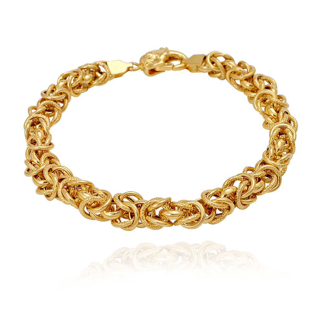 mens accessories s gold beveled curb chain bracelet