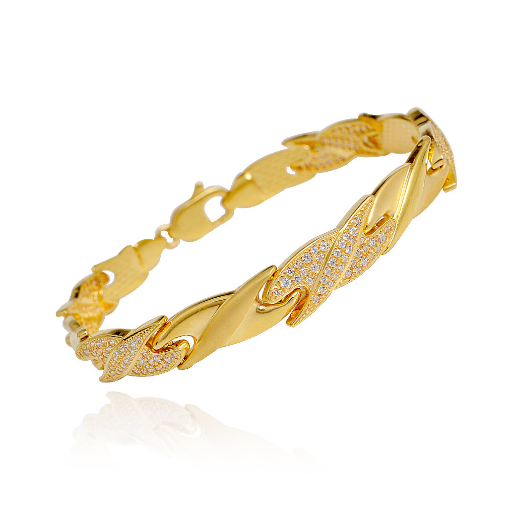 Daily Wear Gold Bracelet