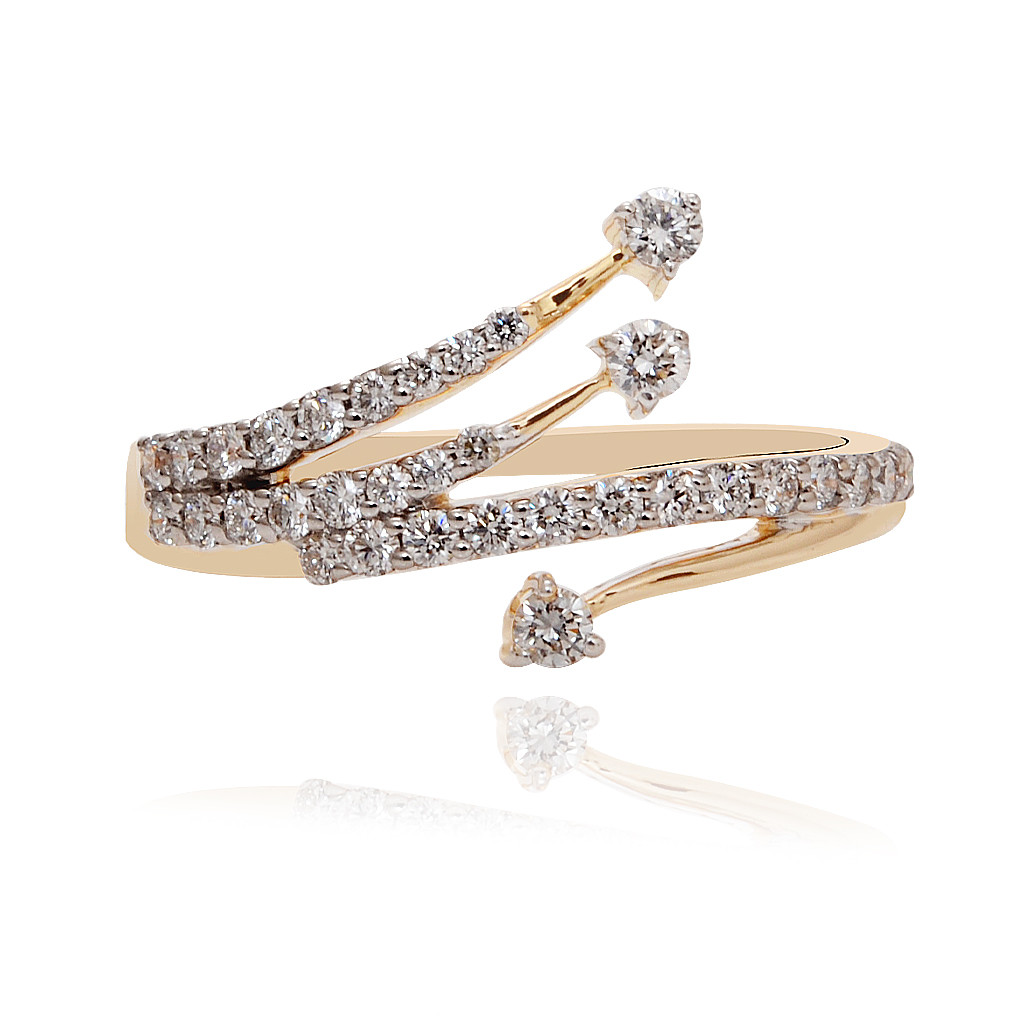 The Fashionate Diamond Ring For Princess