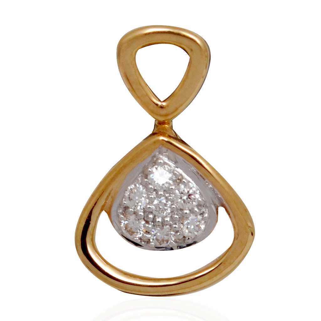 The Dazzling Diamond Pendant