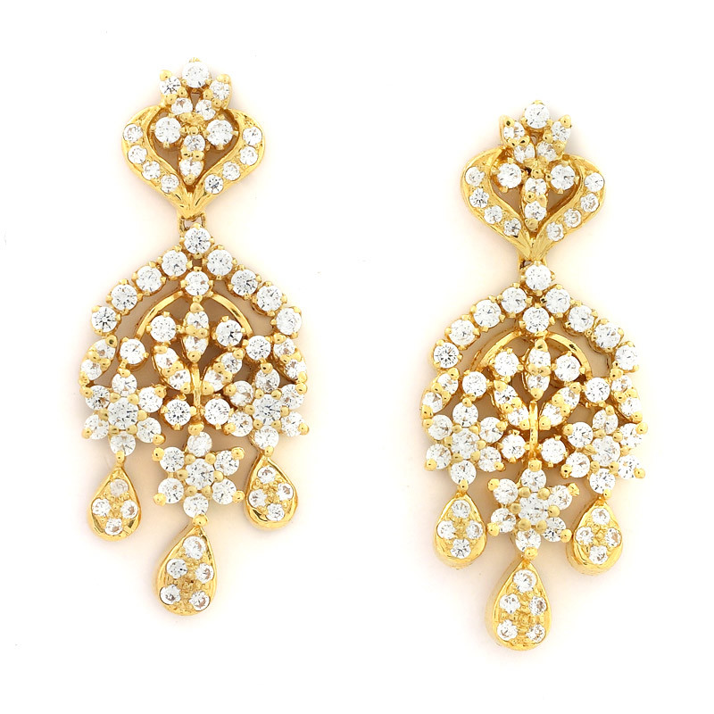 Chandelier Style Earrings