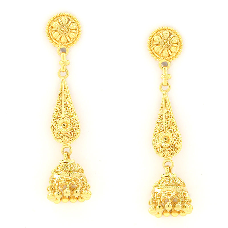 Fancy Drop Earing