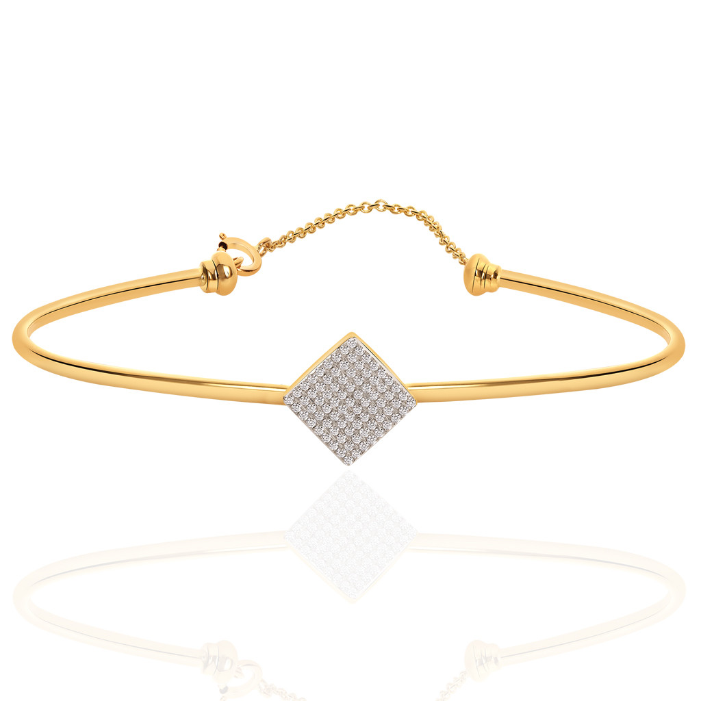 The Quadra Diamond Bracelet