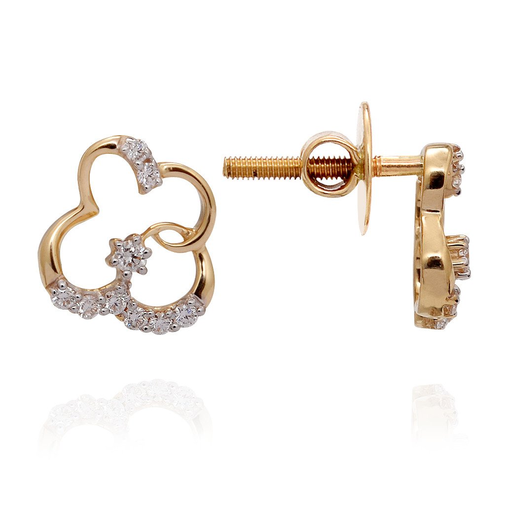 The Ashyah Diamond Earring