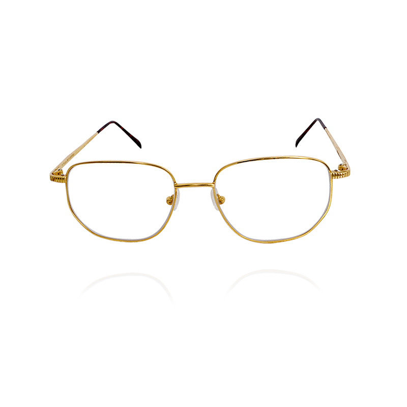 Eyeglass Frame in 22kt Gold