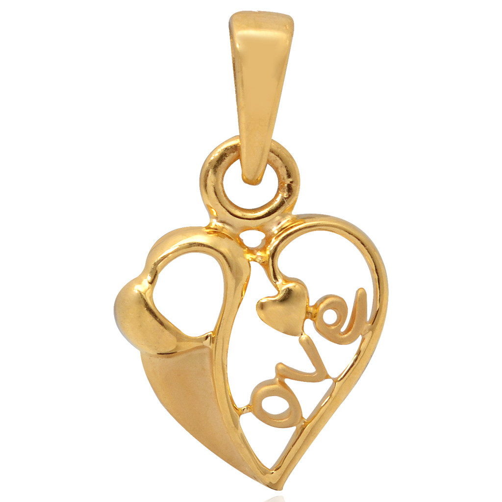 Heart Of Hearts Love Pendant