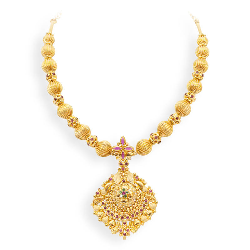 fashion wallpapers modern gold necklace designs