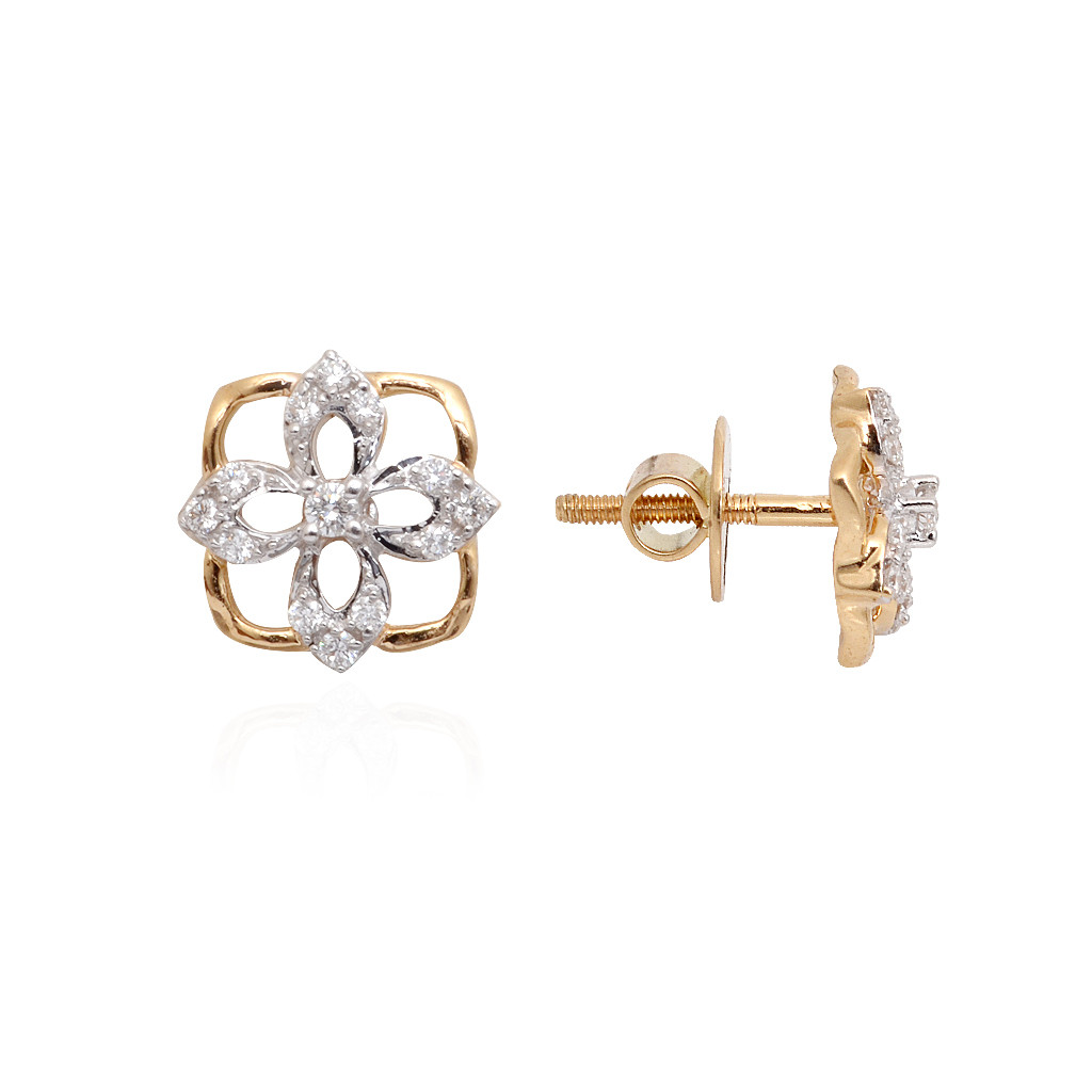 The Floria Diamond Earrings