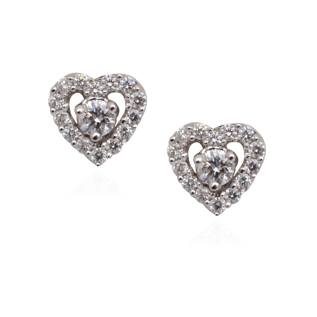 The Kerenza Diamond Earrings