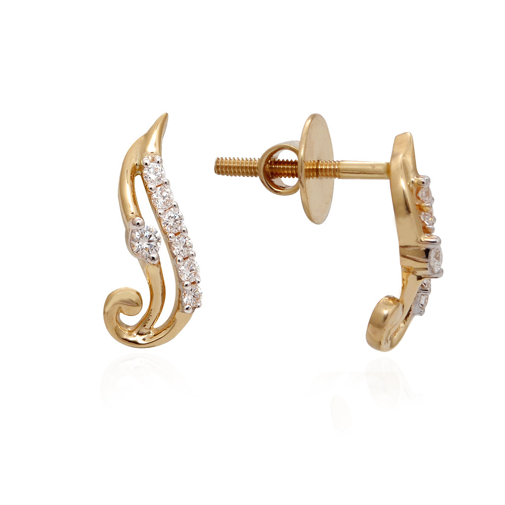 Euphoria Diamond Earring