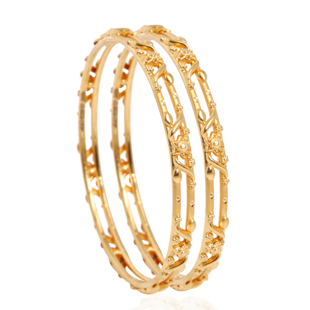Bangles Trendy Parallel Circuit Bangles Grt Jewellers