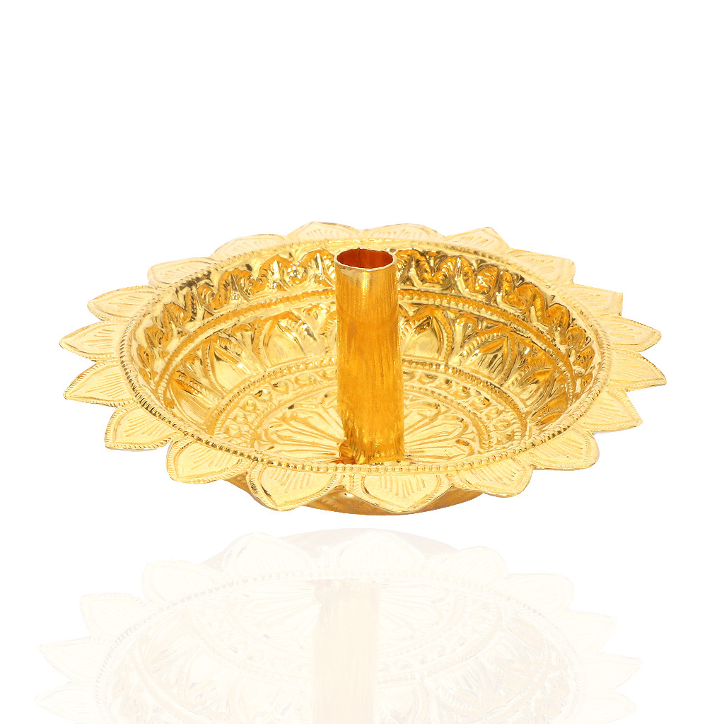 Gold Floting Diya
