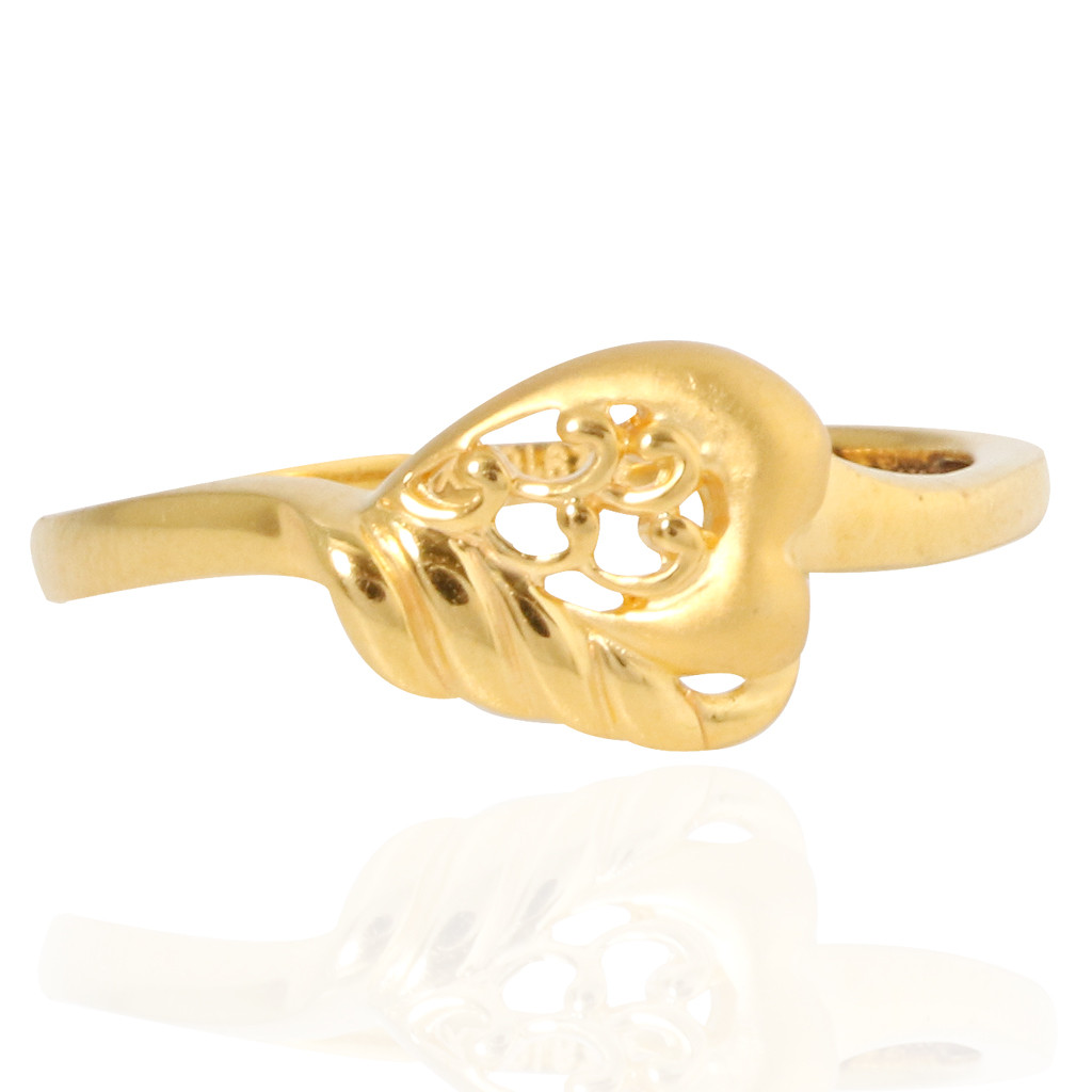 The Keira Gold Ring