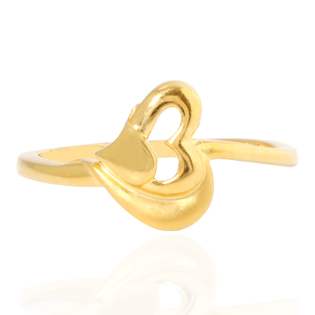 The Maisie Gold Ring