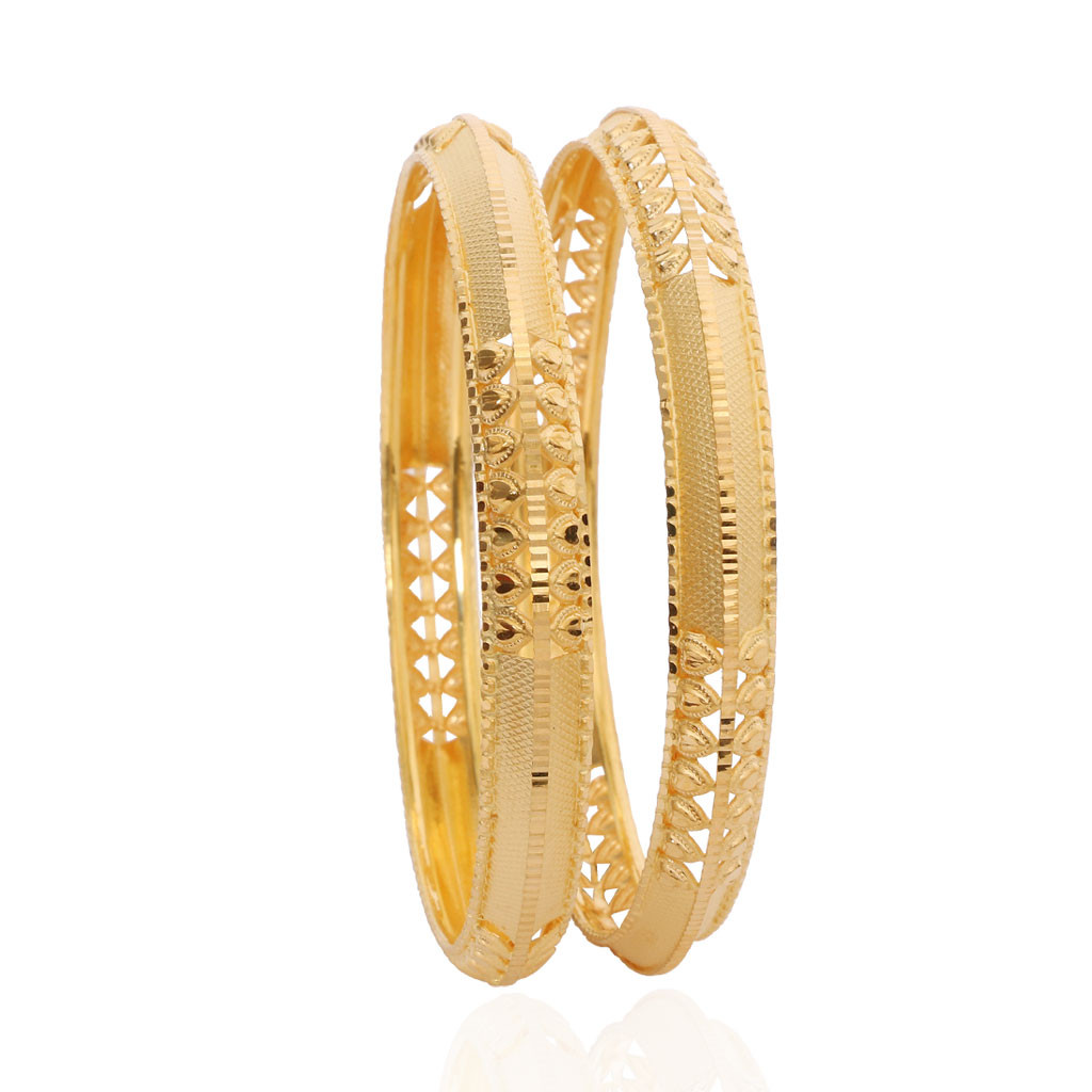 9 Best Designs of 8 Gram Gold Jewellery Bangles in India