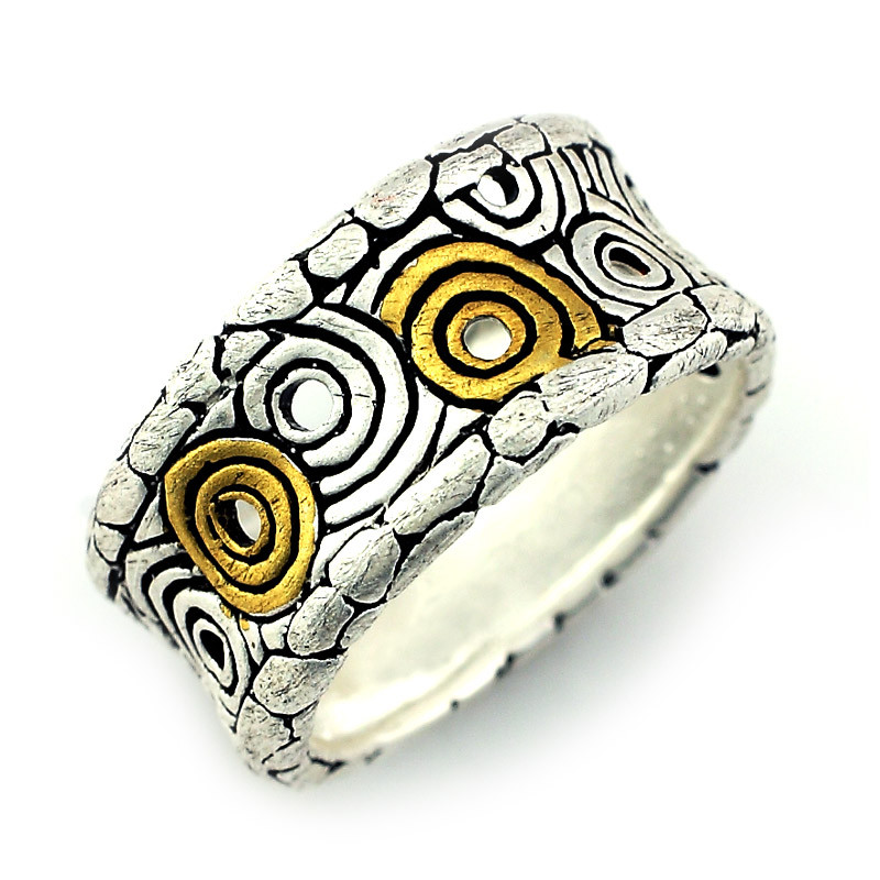 Silver Hill Tribe Ring