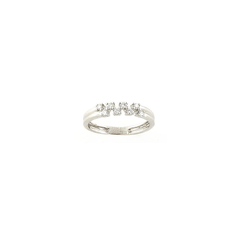 Platinum Eternity Diamond Ring