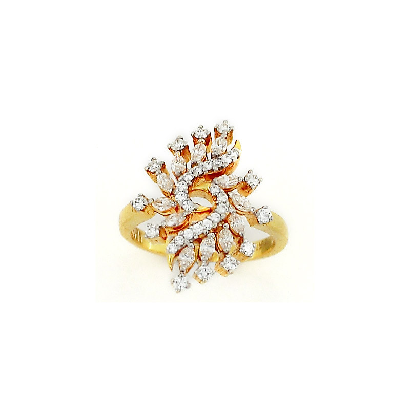 Nakshatra Diamonds Wedding Ring